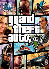 Обложка Grand Theft Auto 5