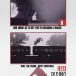 Скриншот Red Riding Hood and the Restless Wolves – Изображение 3