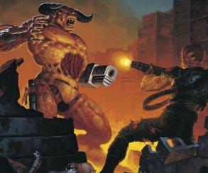Doom 2 превращают вPизометрический шутер наPдвижке DiabloP2. Взгляните