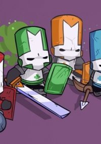 Обложка Castle Crashers