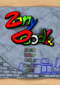 Обложка Zany Doodle