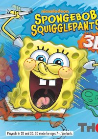 Обложка SpongeBob Squigglepants 3D