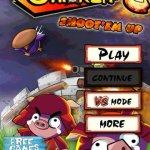Скриншот Ninja Chicken 2: Shoot'em Up HD – Изображение 1