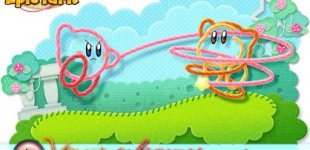 Kirby's Epic Yarn. Видео #1