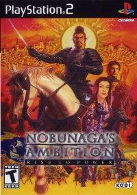 Обложка Nobunaga's Ambition: Rise to Power