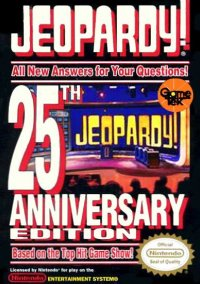 Обложка Jeopardy! 25th Anniversary Edition