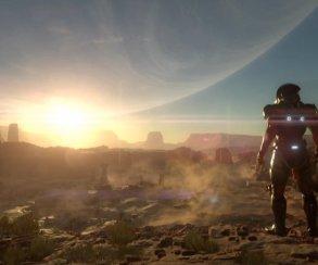 Анонсирована Mass Effect: Andromeda (видео), выйдет в 2016 году