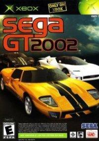 Обложка Sega GT 2002 / Jet Set Radio Future