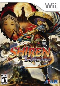 Обложка Shiren the Wanderer