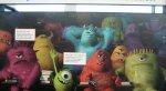 Выставка Pixar показывает создание героев любимых мультфильмов. - Изображение 26