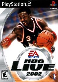 Обложка NBA Live 2002