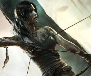Трансляция Tomb Raider. Играем с пользователями! Запись эфира