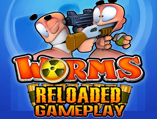 Woms Reloaded. Gameplay