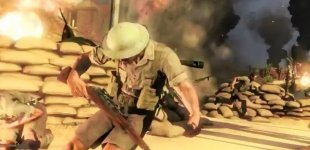 Sniper Elite 3. Видео #2