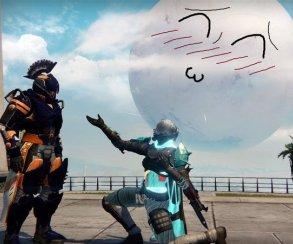 Инди-разработчики обручились прямо в Destiny при помощи Bungie