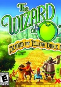 Обложка The Wizard of Oz: Beyond the Yellow Brick Road