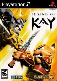 Обложка Legend of Kay