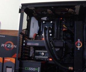 AMD Ryzen 7 1700 сравнили с процессором Intel 5-летней давности