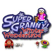 Обложка Super Granny Winter Wonderland