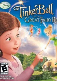 Обложка Disney Fairies: Tinker Bell and the Great Fairy Rescue