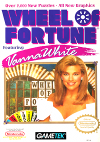 Обложка Wheel of Fortune: Featuring Vanna White