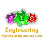 Обложка Engineering: The Mystery of the Ancient Clock