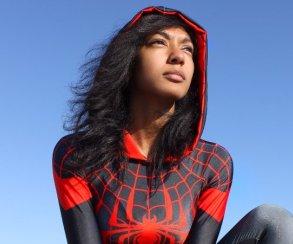 Косплей дня: Женщина-паук Гвен Моралес