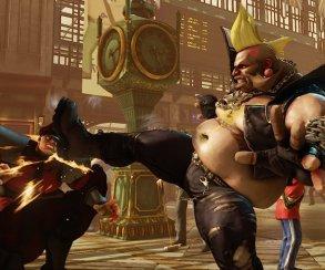 Capcom возобновляет бета-тестирование Street Fighter 5