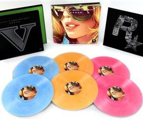 Саундтрек к Grand Theft Auto 5 издадут на CD и виниле