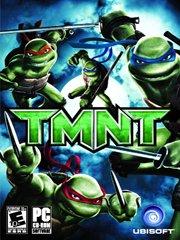 Обложка Teenage Mutant Ninja Turtles: The Video Game