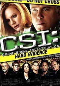 Обложка CSI: Hard Evidence