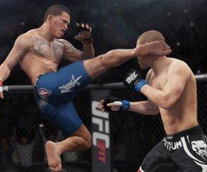 Вспортивный файтинг UFC 2 можно играть бесплатно все выходные