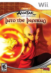 Avatar: The Last Airbender - Into the Inferno – фото обложки игры