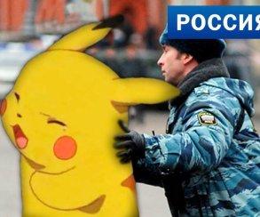 Ловившего покемонов вхраме блогера Соколовского все-таки задержали