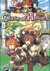 Обложка Class of Heroes