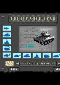 Armoured and Dangerous – фото обложки игры