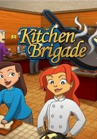 Обложка Kitchen Brigade