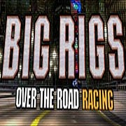 Обложка Big Rigs: Over the Road Racing