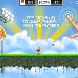 Скриншот Miniball Tap Football