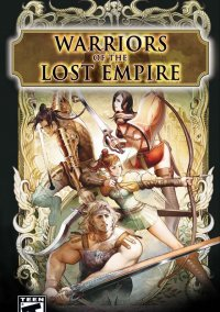Warriors Of The Lost Empire – фото обложки игры