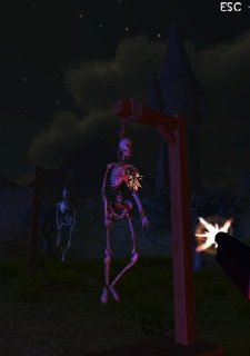 Spooky Range