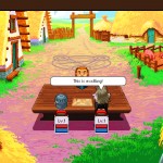 Скриншот Knights of Pen and Paper 2 – Изображение 2