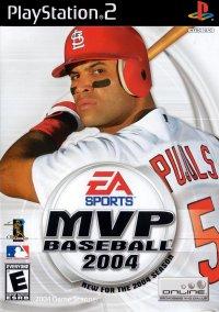 Обложка MVP Baseball 2004