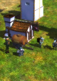 Jagged Farm: Birth of a Hero – фото обложки игры