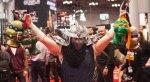 10 самых горячих косплейщиц выставки New York Comic Con 2013 - Изображение 22
