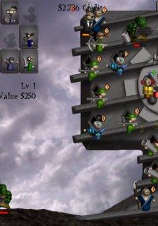 Slice 3: Fortress Defense