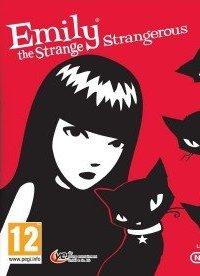 Обложка Emily the Strange: Strangerous