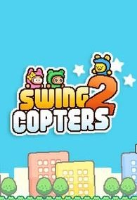 Обложка Swing Copters 2