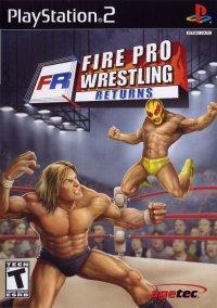 Обложка Fire Pro Wrestling Returns