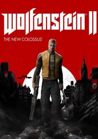 Wolfenstein II: The New Colossus – фото обложки игры